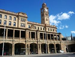 Sydney - Central Railway Station