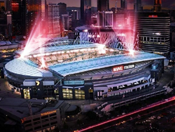 Melbourne - Marvel Stadium